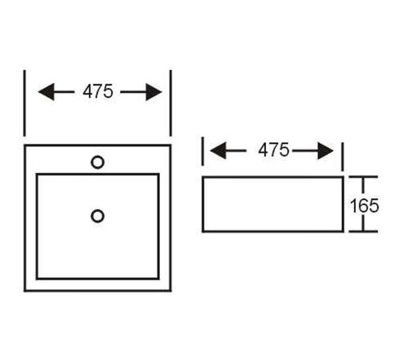 Technical drawing QS-V39454 / BBD Clara 2