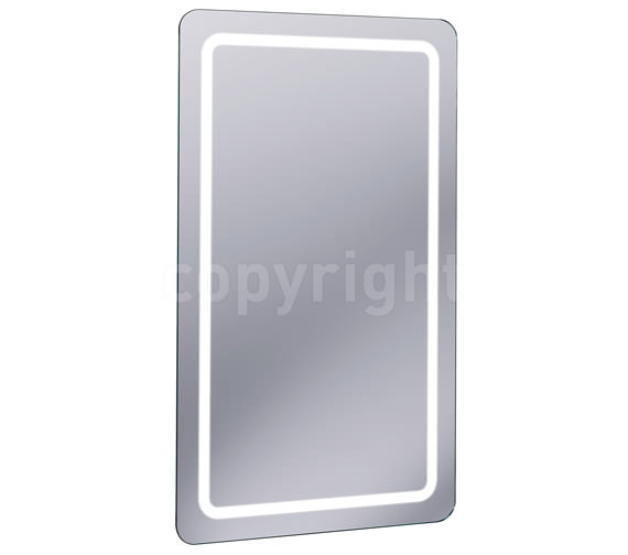 Bauhaus Celeste Back Lit Mirror 600 x 1000mm