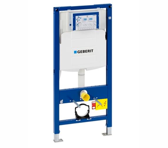 Geberit Duofix WC Frame 112cm With Sigma UP320 Cistern 12cm-111.384.00.5