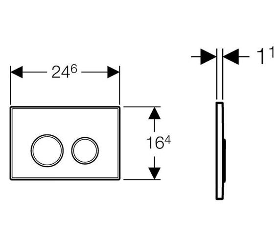 Technical drawing QS-V39535 / 115.882.kj.1