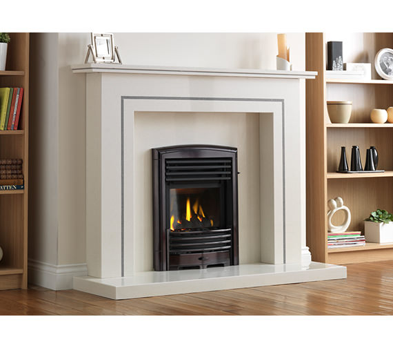 Valor Petrus Homeflame Full Depth Gas Fire