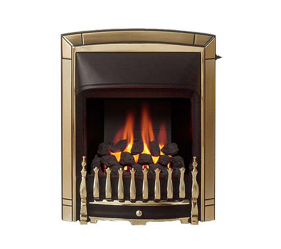 Valor Dream Convector Slide Control Inset Gas Fire Gold - 05750S1