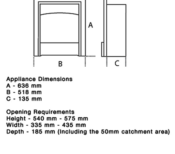 Technical drawing QS-V39695 / 05750S1