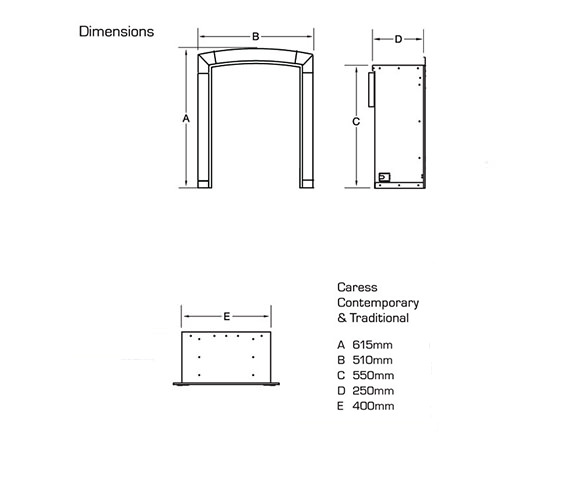 Technical drawing QS-V39721 / FICC45SN