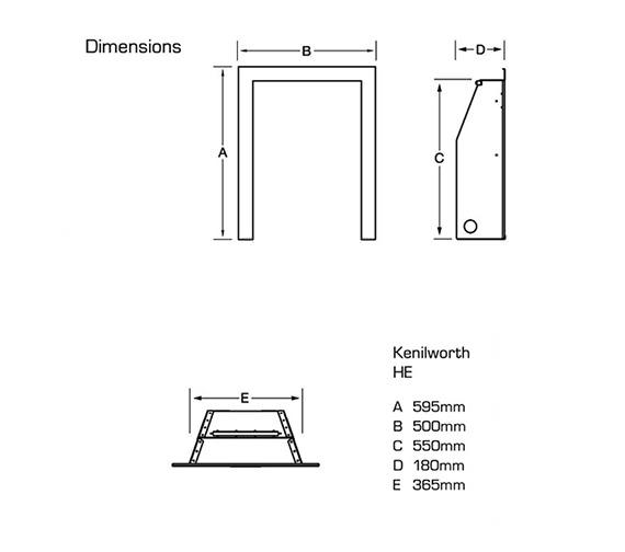 Technical drawing QS-V39734 / FHKC1SMN2
