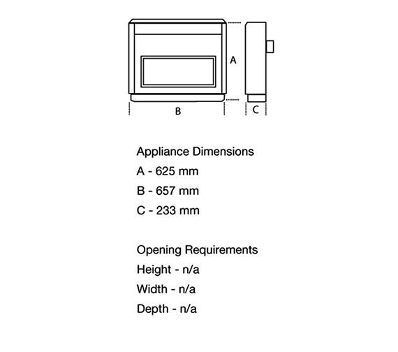 Technical drawing QS-V39799 / 0534811