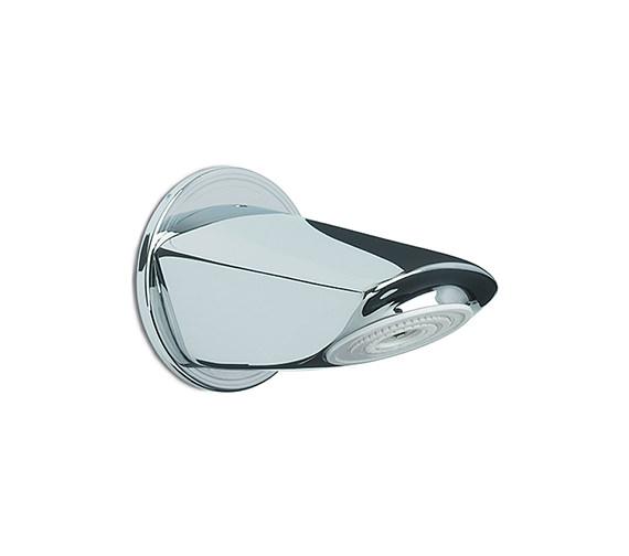 Triton Uni chrome Thames Vandal Proof Showerhead - VRBTCE