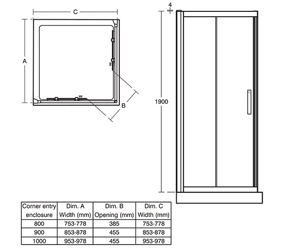 Technical drawing QS-V40141 / L6281EO