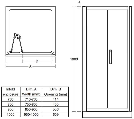 Technical drawing QS-V40146 / L6209EO