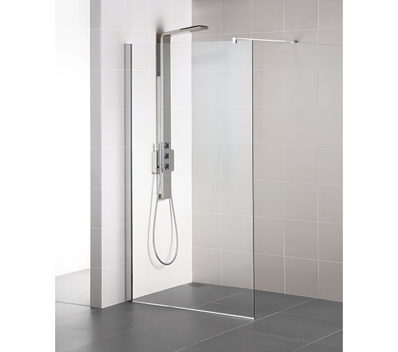 Ideal Standard Synergy Wetroom Panel 1000mm - L6224EO