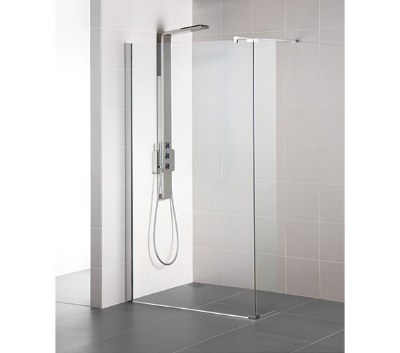 Additional image of Ideal Standard Synergy Wetroom Panel 1200mm - L6225EO