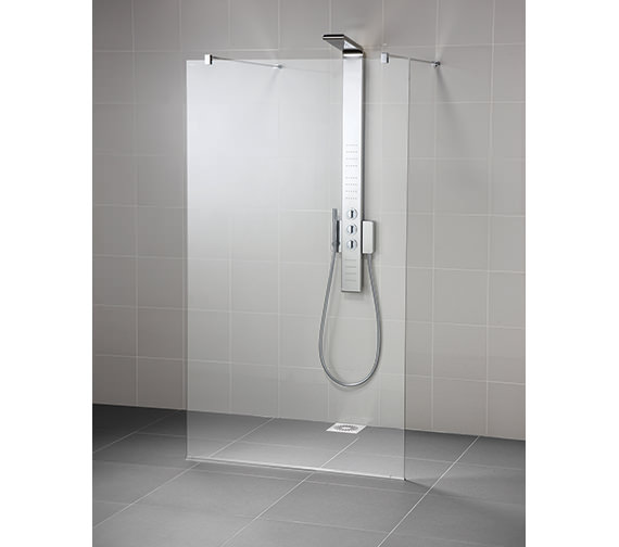 Ideal Standard Synergy Dual Access Wetroom Panel 1000mm - L6224EO