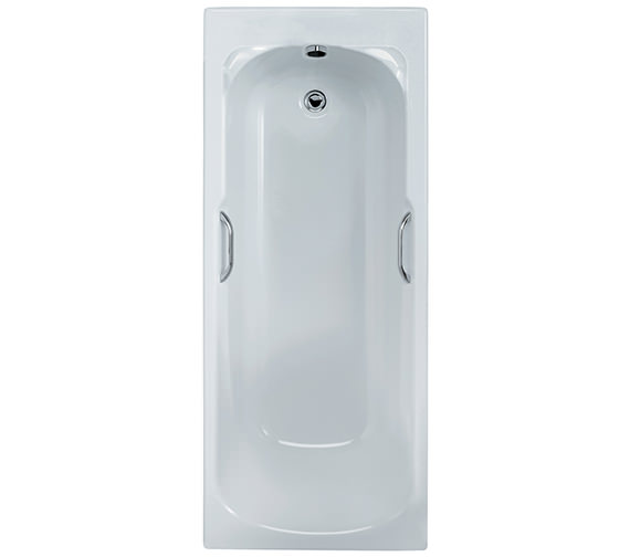 Ideal Standard Admiral Idealform Plus Bath With Handgrips 1670 x 690mm