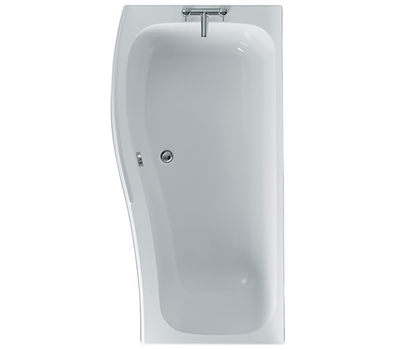 Ideal Standard Create Idealcast Shower Bath 1700mm - E317101