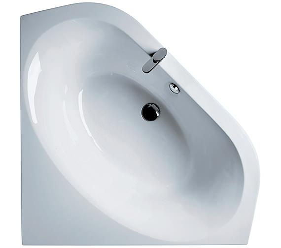 Ideal Standard Tonic Idealform Corner Bath 1400mm - K606101