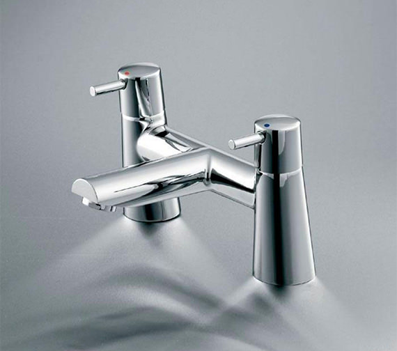 Additional image of Ideal Standard Cone Rim Mounted Bath Filler Tap - B5110AA