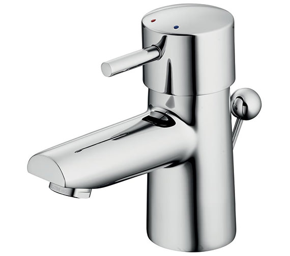 Ideal Standard Cone Basin Mixer Tap With Pop Up Waste - B5107AA
