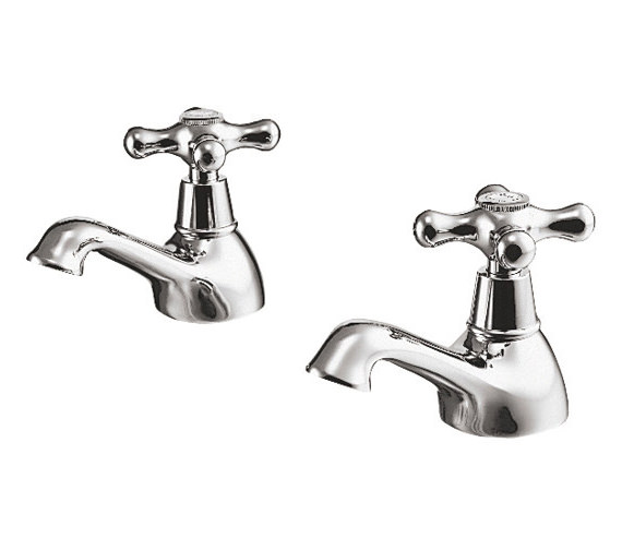 Ideal Standard Kingston Pair Of Basin Taps - E6045AA