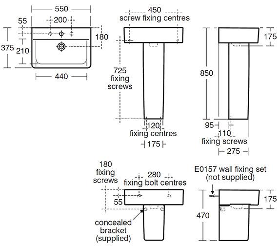 Technical drawing QS-V40359 / E799201