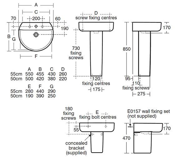 Technical drawing QS-V40362 / E789201