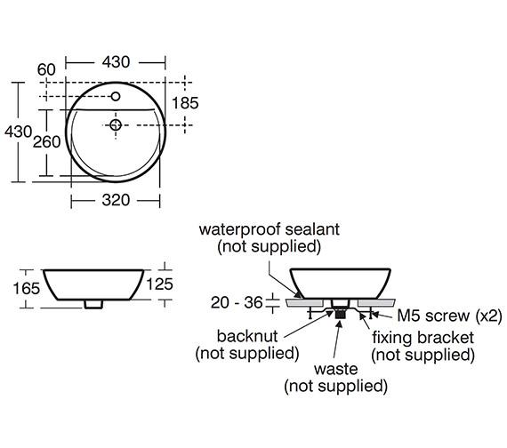 Technical drawing QS-V40366 / E803901