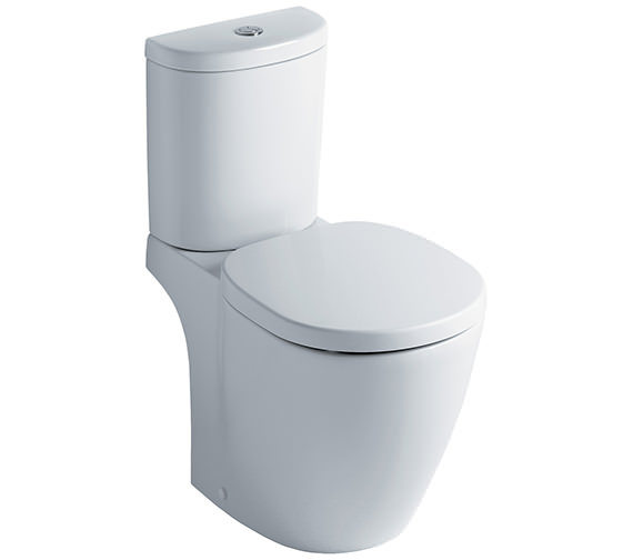 Ideal Standard Concept Close Coupled WC Pan 665mm - E7871
