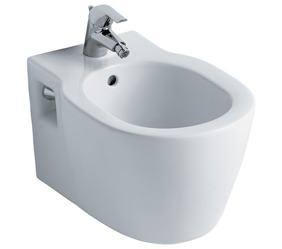 Ideal Standard Concept Wall Mounted Bidet 545mm - E799601