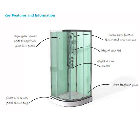 Aqualux slot and lock shower reviews