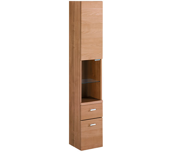 Ideal Standard Concept 300mm Wall Hung Tall Unit With Drawers