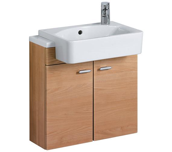Ideal Standard Concept Slimline Semi Countertop Basin Unit