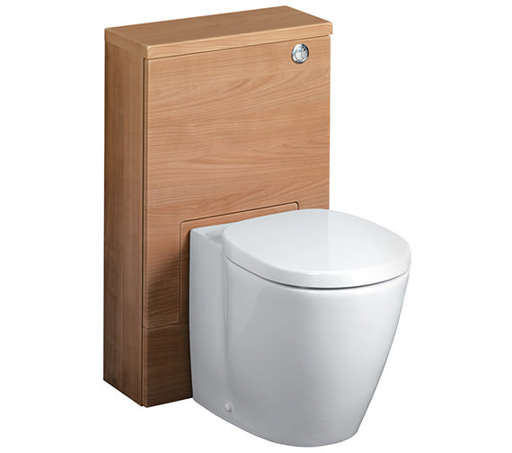 Ideal Standard Concept Slimline WC Unit 500mm - E6459SO