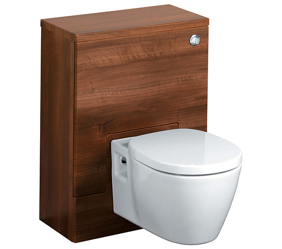Ideal Standard Concept 500 x 300mm WC Unit American Oak - E6453SO