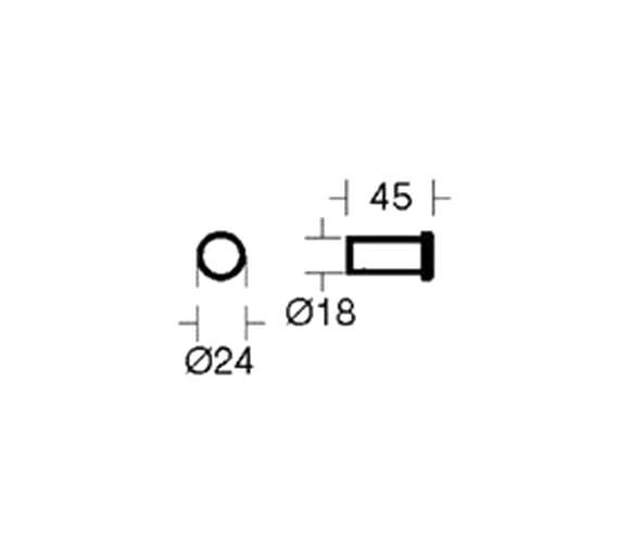 Technical drawing QS-V40397 / N1313AA