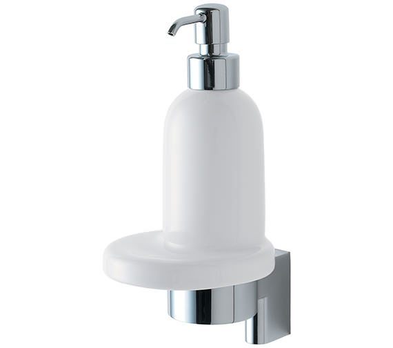 Ideal Standard Concept Ceramic Soap Dispenser With Bracket And Holder