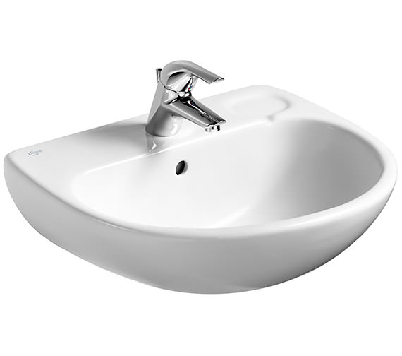Ideal Standard Studio Pedestal Washbasin 560mm - E108001