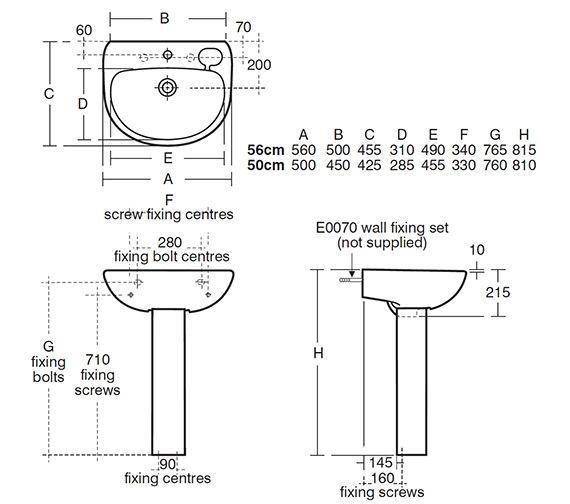 Technical drawing QS-V40422 / E108001