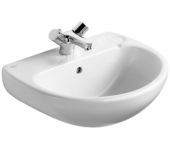 Ideal Standard Studio Pedestal Washbasin 500mm - E112001