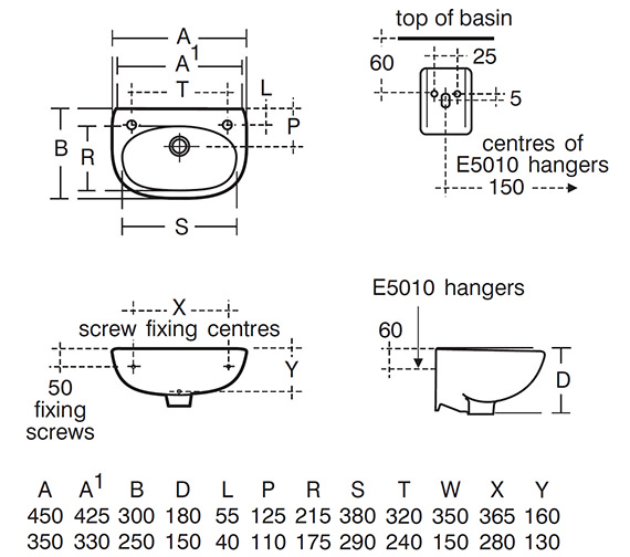 Technical drawing QS-V40425 / E118001