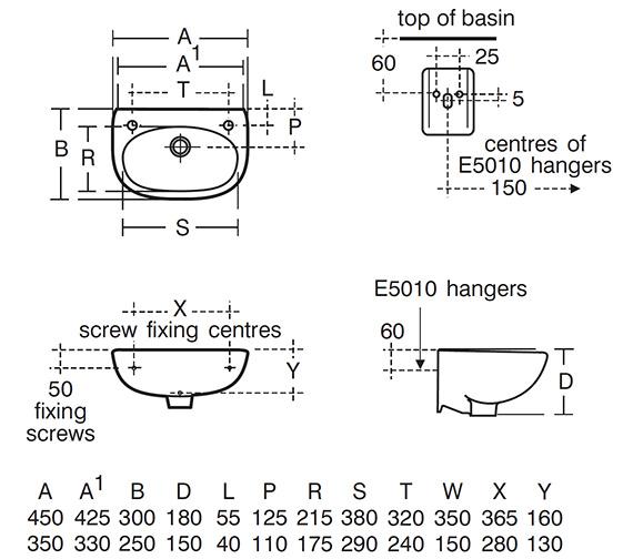 Technical drawing QS-V40425 / E118001