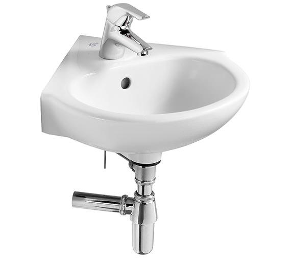 Ideal Standard Studio Corner Basin 450mm - E115001