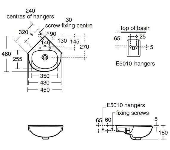 Technical drawing QS-V40426 / E115001