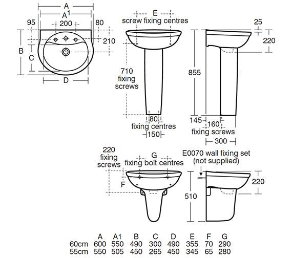 Technical drawing QS-V40429 / E746501