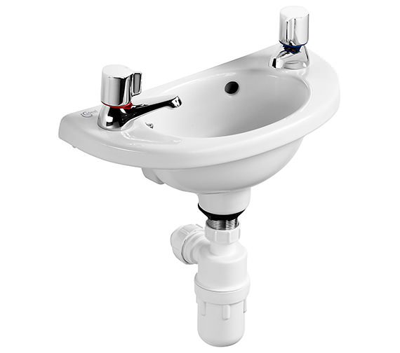 Ideal Standard Space Micro Wash Basin 400mm - E617501
