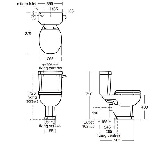 Technical drawing QS-V40449 / E368001