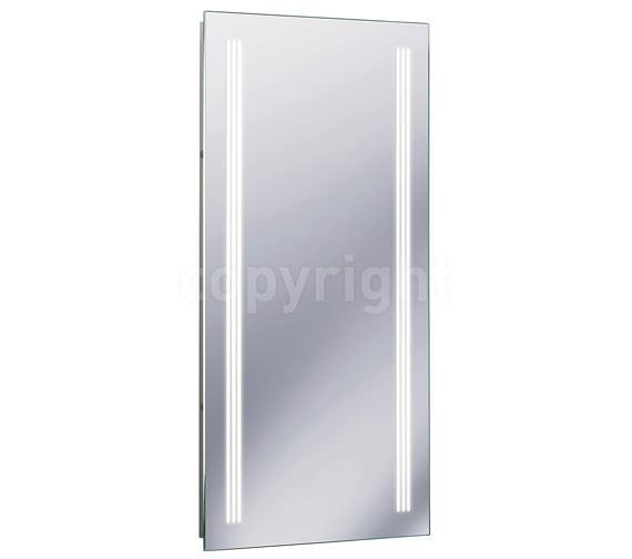 Bauhaus Solo Back Lit Mirror 425 x 800mm