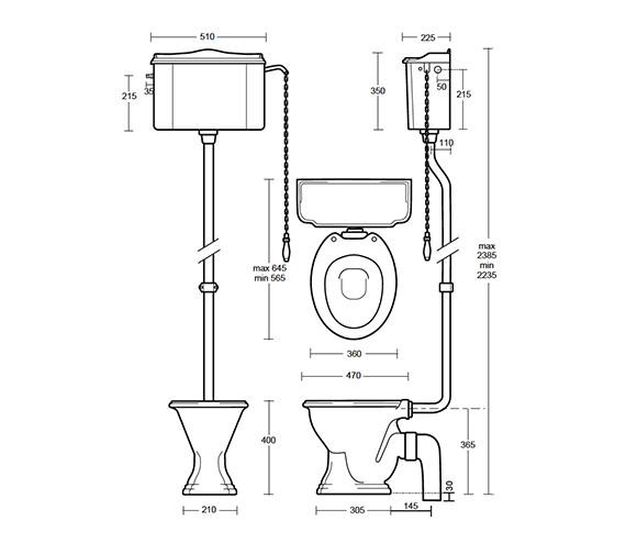 Technical drawing QS-V40505 / DR1WC01030