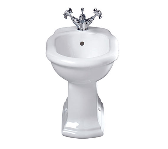 Imperial Bergier Floor Standing Bidet 542mm Projection - BE1BI11030