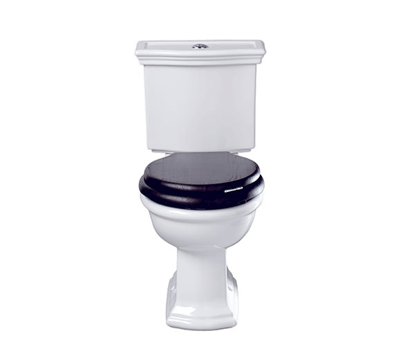 Imperial Bergier WC Pan And Close Coupled Cistern -  BE1WC01030