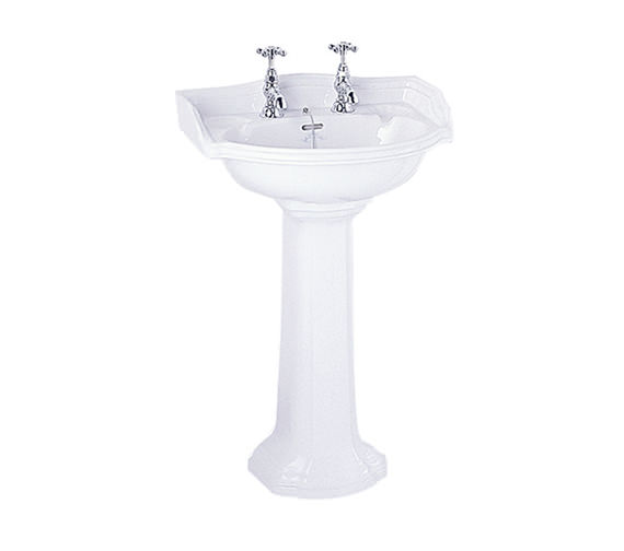 Imperial Oxford Cloakroom 535mm Basin White - OX1SB11030