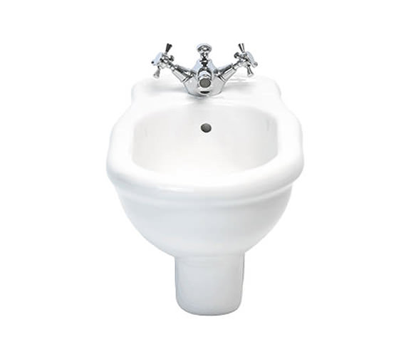 Imperial Firenze 1 Tap Hole Wall Hung Bidet - FI1BH11030